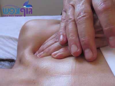 טיפול בשרירי החזה בתסמונת מוצא בית החזה