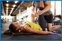 טיפול בפציעת מתיחה בשרירי הירך האחורי (המסטרינג–Hamstring)