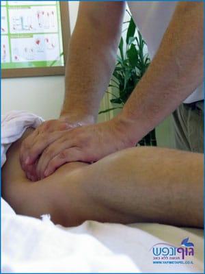 טיפול בשרירי המסטרינג
